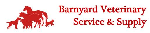 Barnyard Veterinary Service and Supply logo